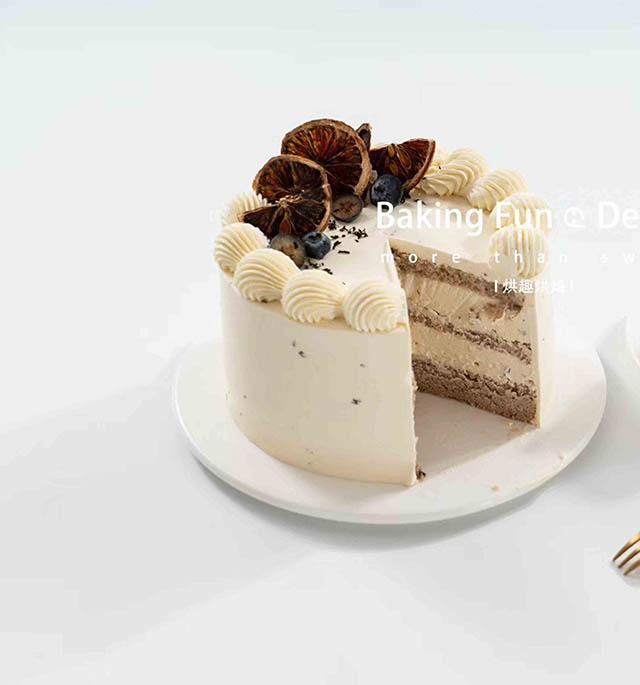 私房蛋糕培训作品