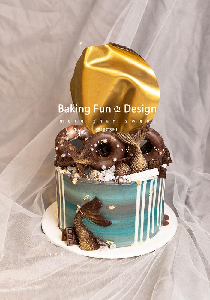 私房蛋糕培训