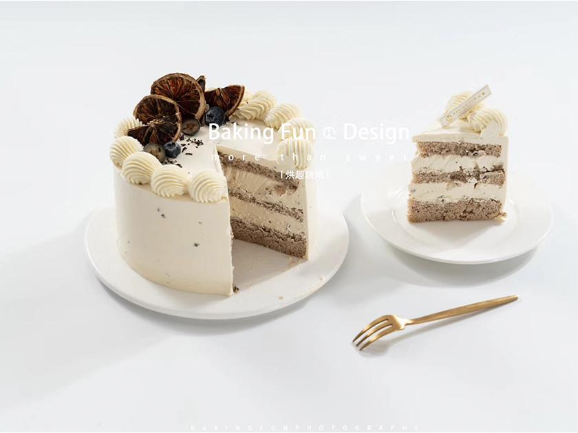 私房蛋糕作品1