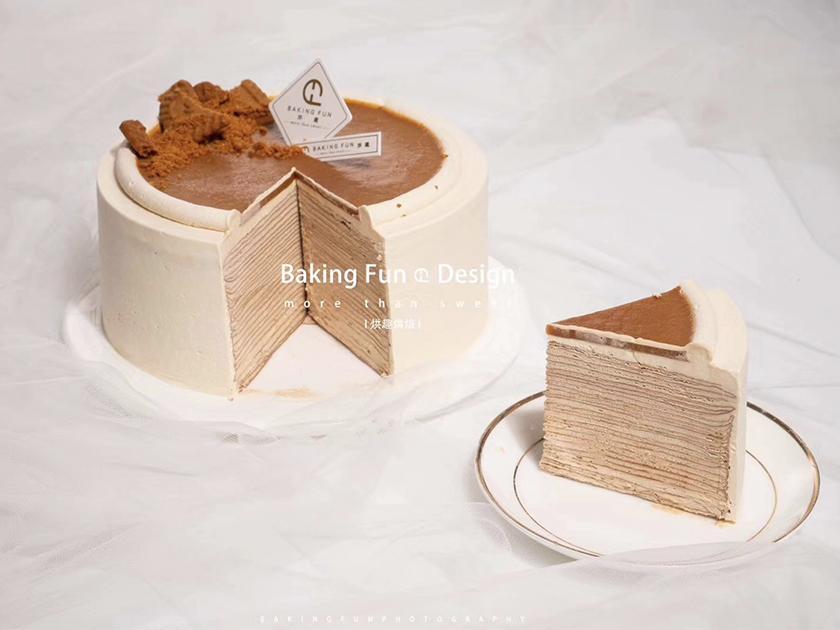 私房蛋糕作品2