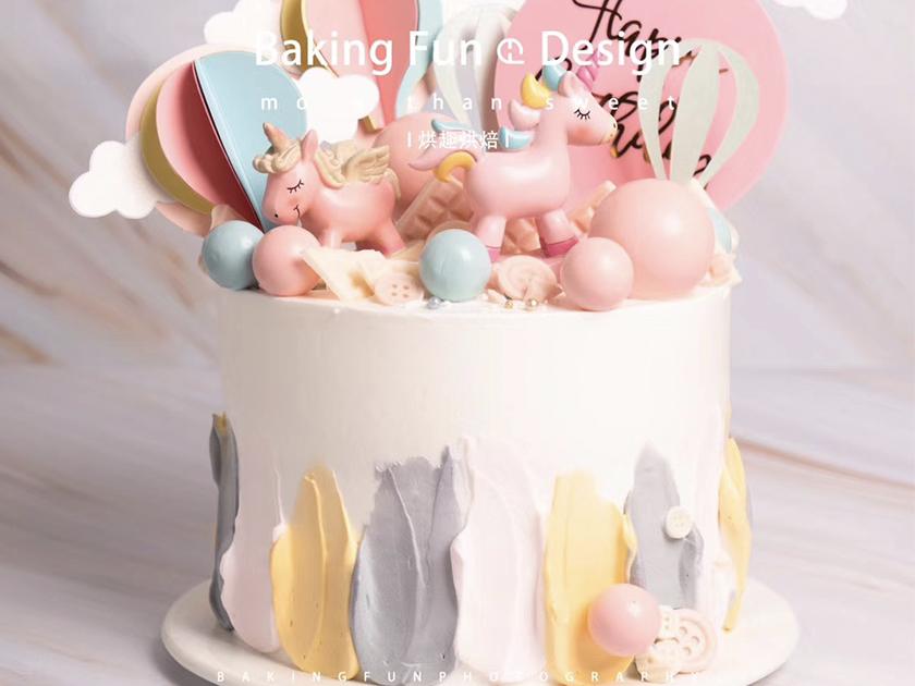 私房蛋糕作品4