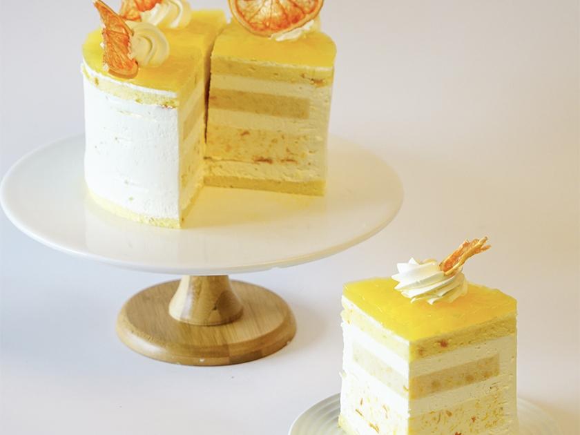 私房蛋糕作品5