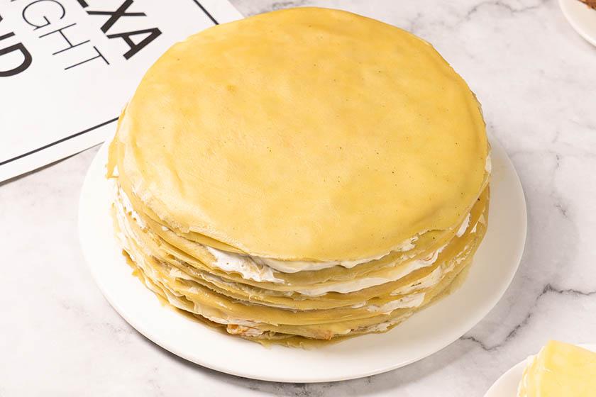 做蛋糕的简单方法