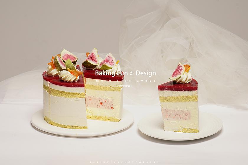 蛋糕的原料以及其相应的功