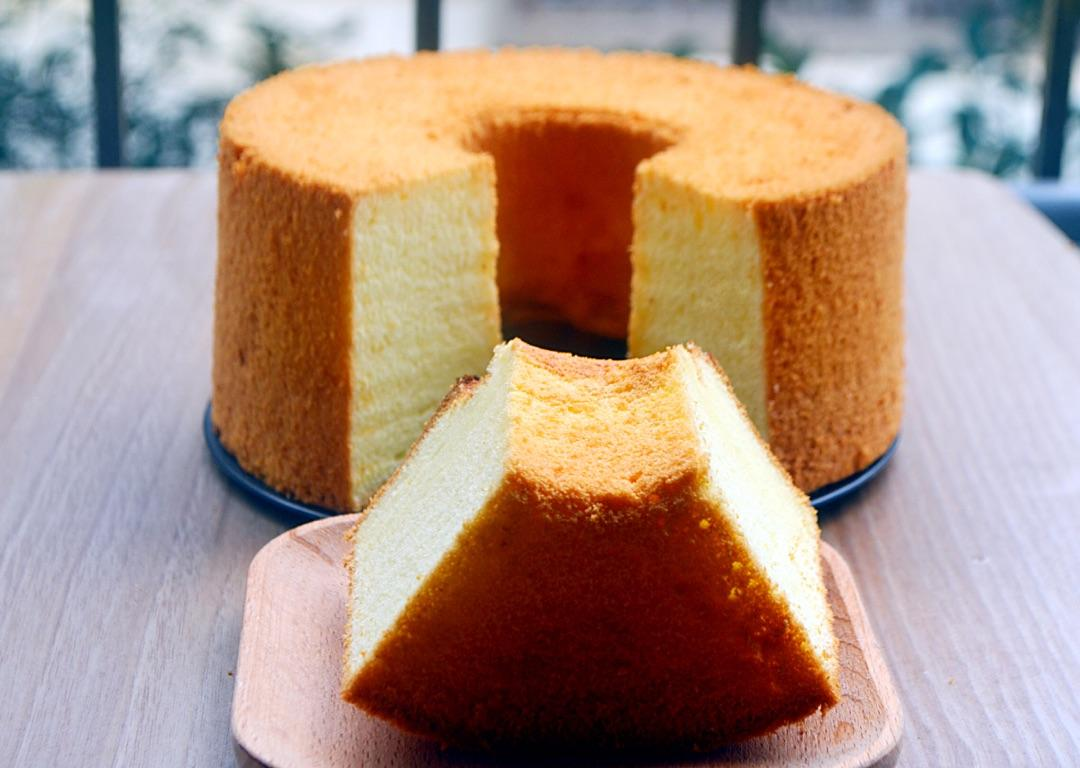 烤箱自制蛋糕简单做法_家庭
