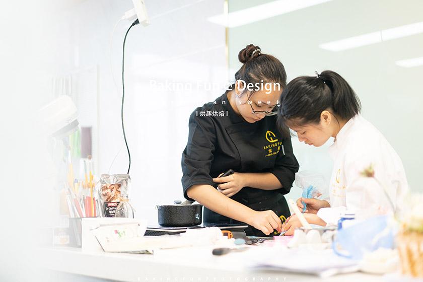 学蛋糕技术在哪里可以学