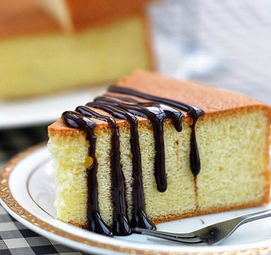 戚风蛋糕基本制作方法