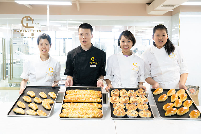 面包蛋糕培训学校