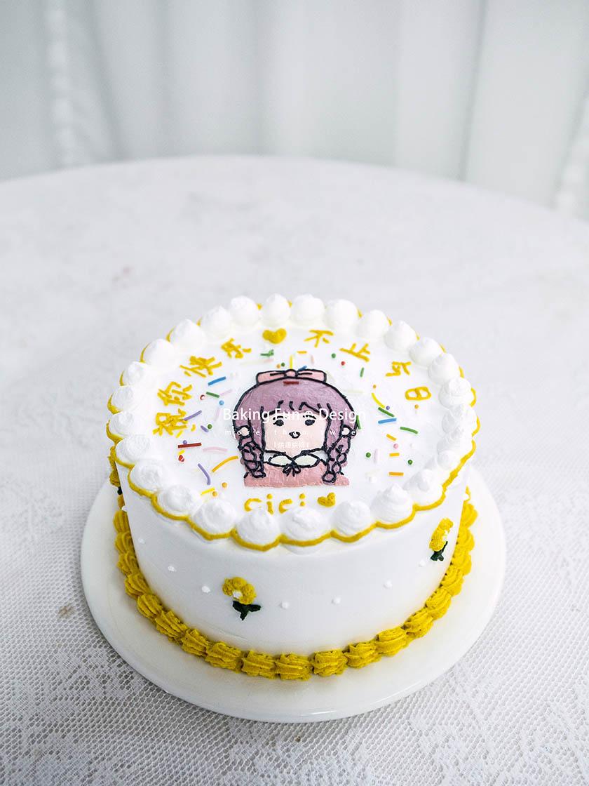 零基础新手学做蛋糕好学吗