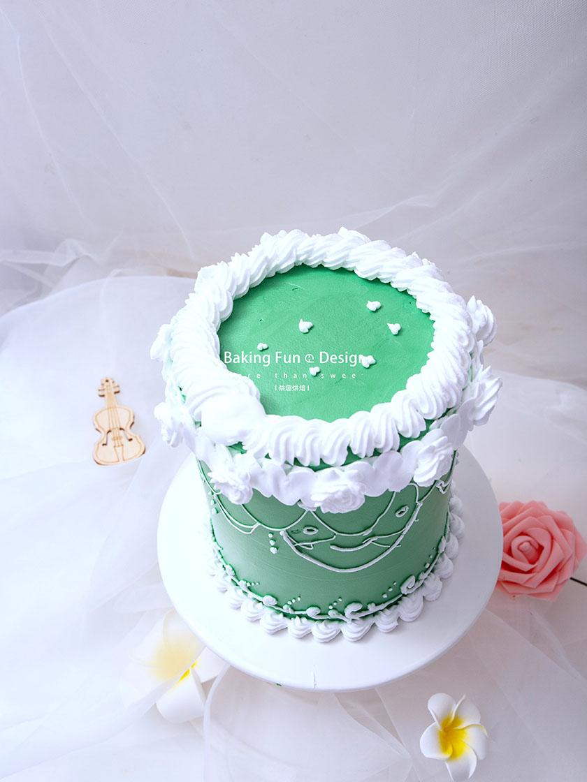 学做蛋糕去哪里学比较靠谱