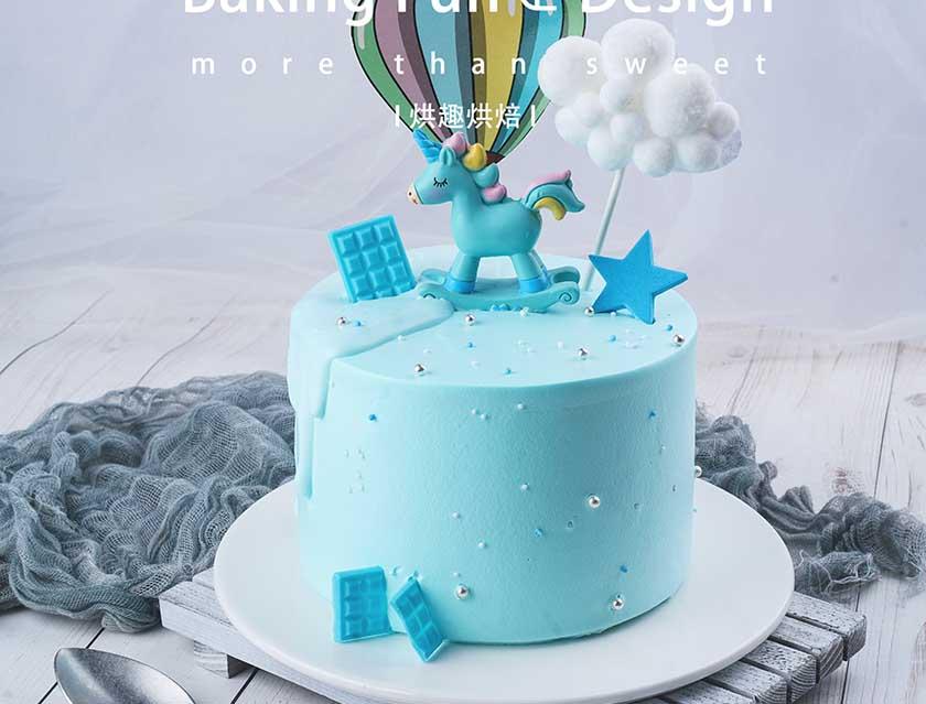 学做蛋糕一般多久可以出师?