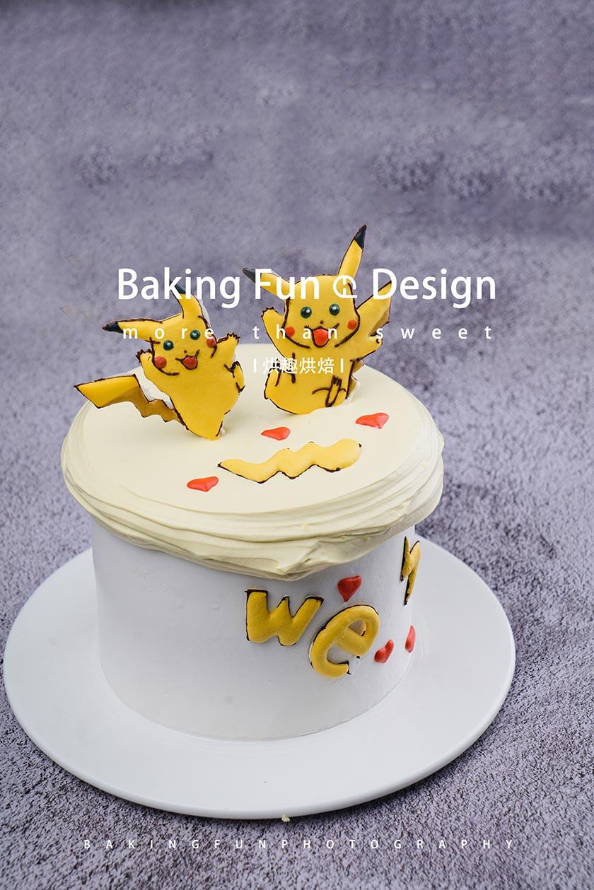 学蛋糕技术