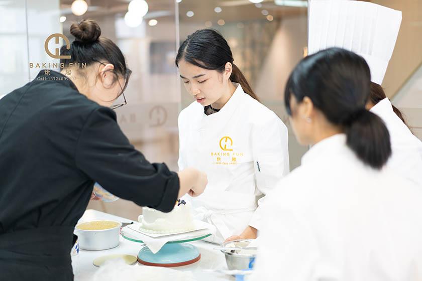 学做蛋糕的培训学校哪家好?