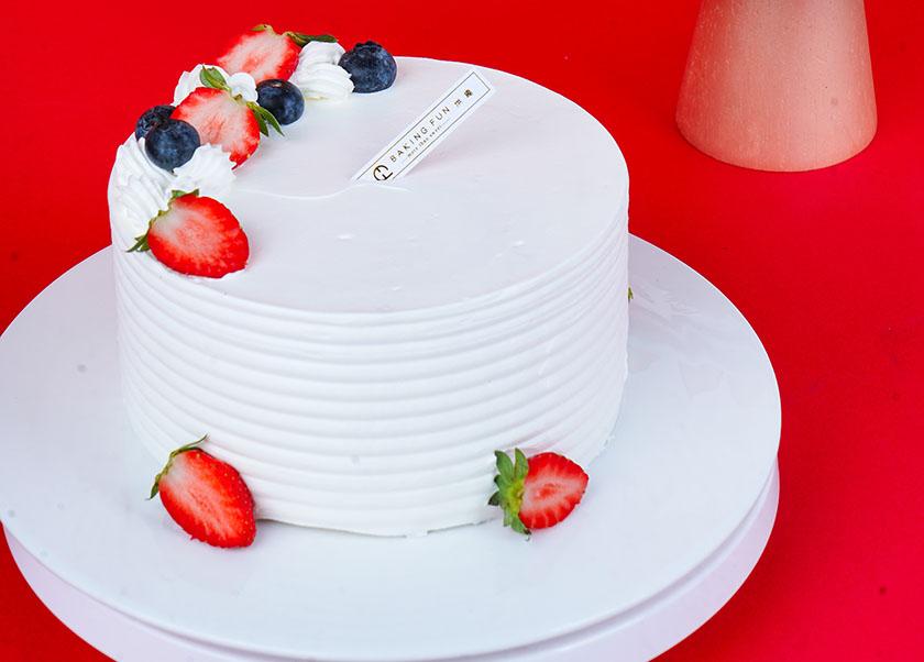 想学制作生日蛋糕,学做生日