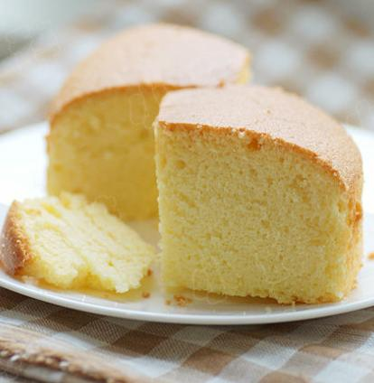 蛋糕培训学校教你蛋糕的做法|分蛋式海绵蛋糕的做法