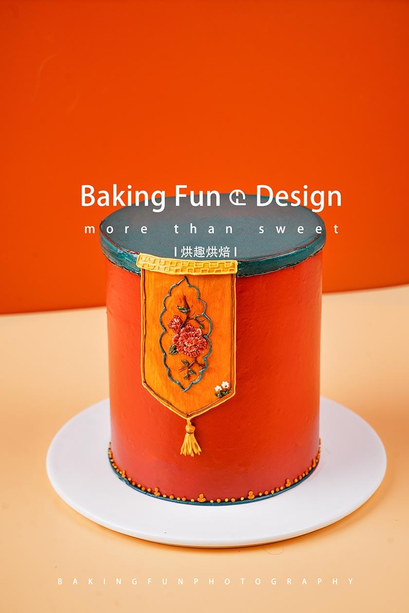 如何学做蛋糕