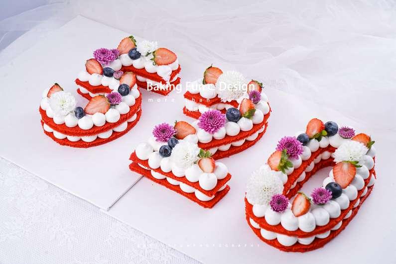 哪里可以学做蛋糕裱花?蛋糕