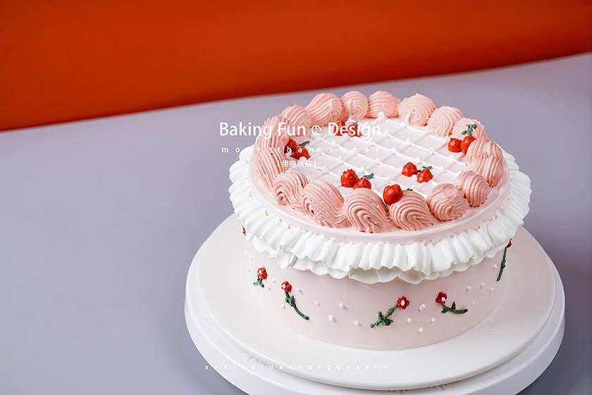 西点蛋糕简易奶油霜怎么做