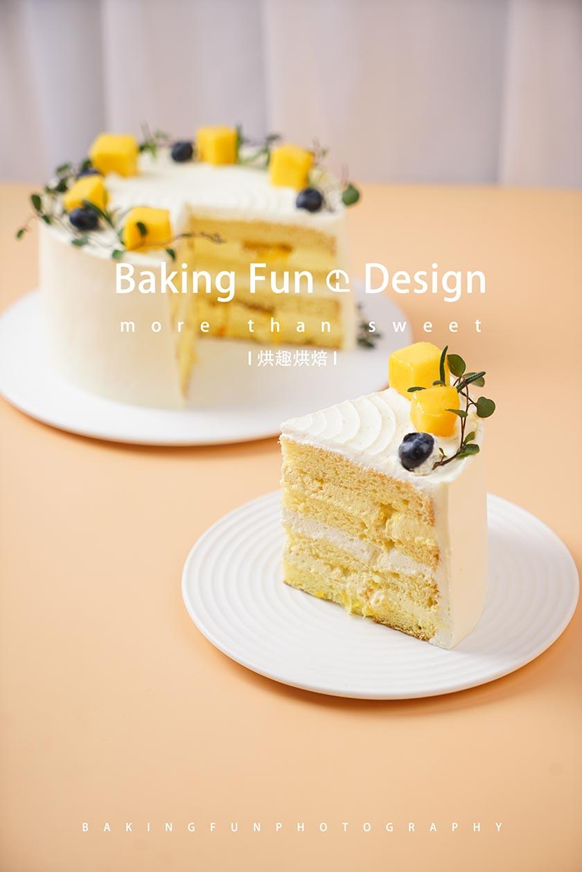 初学者学做蛋糕方法