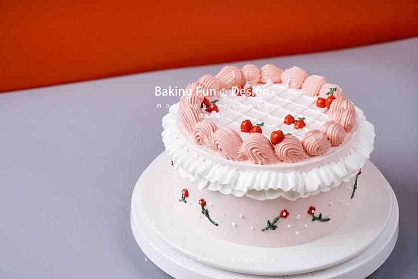 想自己开一家蛋糕店,去哪里