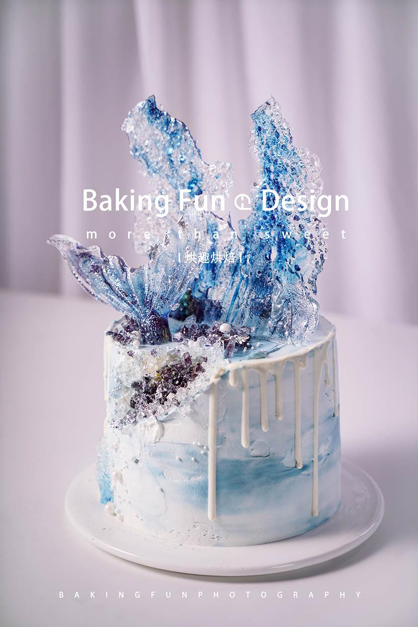 零基础手把手教你学做蛋糕