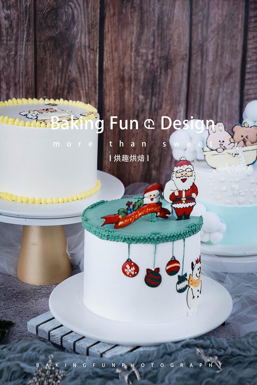 翻糖蛋糕培训要学多久