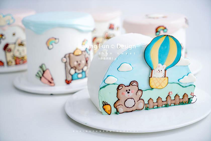 广州学做蛋糕的培训机构有