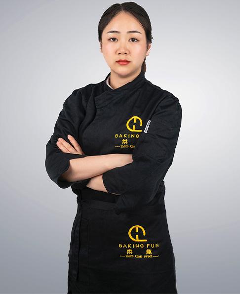 蛋糕师蔡敏茹