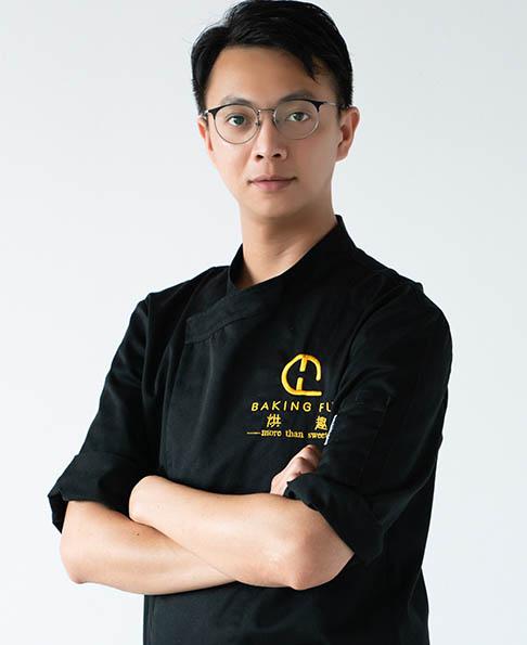 蛋糕师崔志鹏