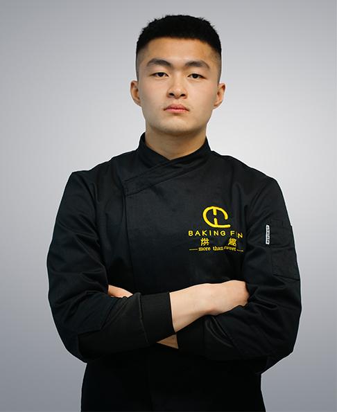 蛋糕师林珏筐