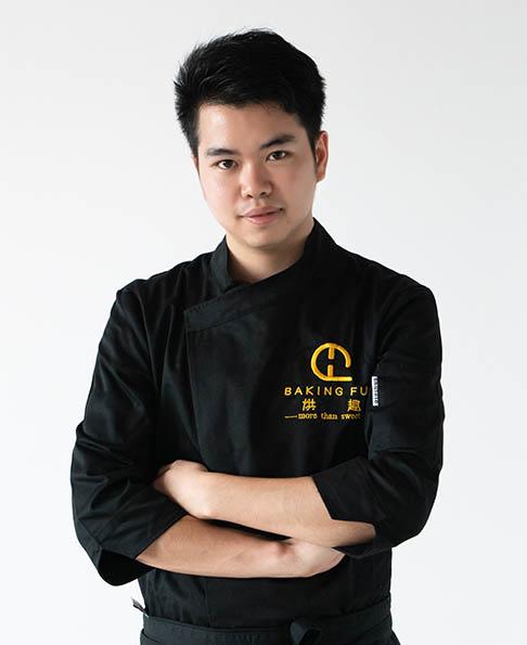 蛋糕师朱太峰